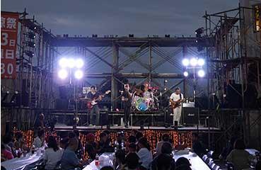 TV・CF・PV・演劇・コンサートなどの各種舞台で、豊富な実績があります。リピート発注が多いです。