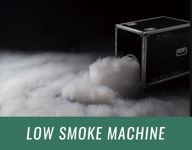 LOW SMOKE MACHINE